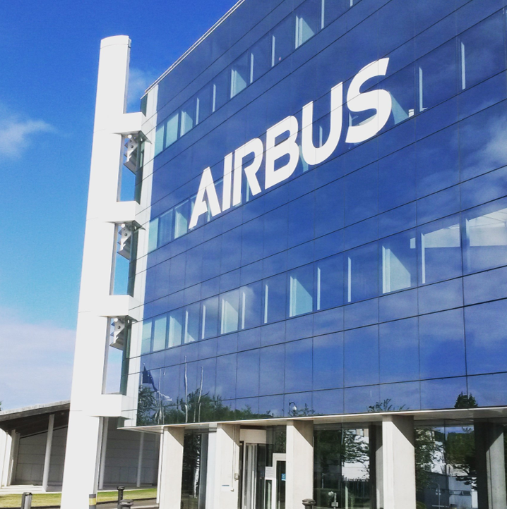 Projet Campus Grand Paris – Airbus Defence & Space